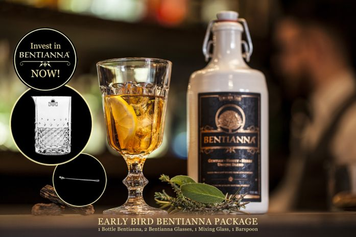 Early Bird Bentianna Package Crowdinvesting Campaign