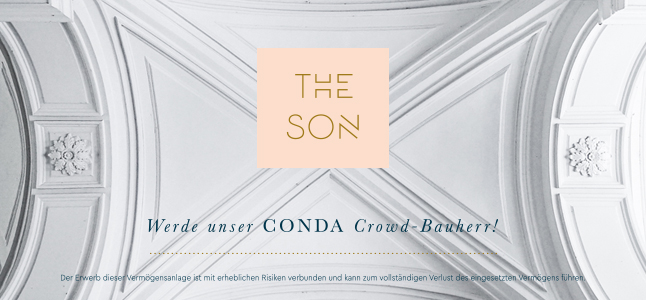 the son vestwerk conda crowdinvesting